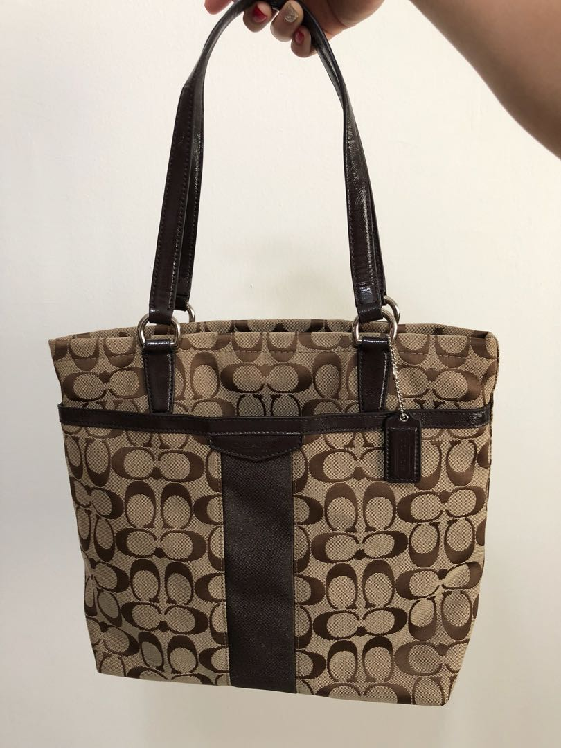 a8fe7507a7 Authentic Coach Shoulder Bag