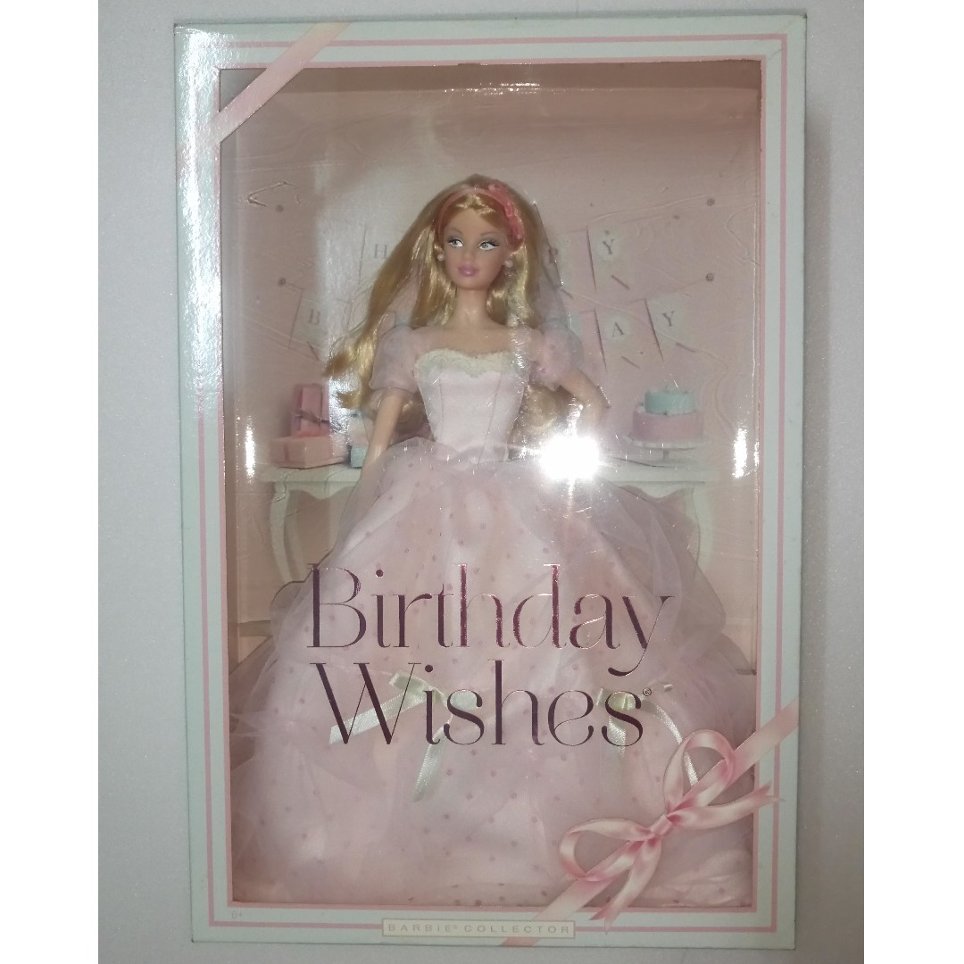 Barbie Birthday Wishes 2013 Toys Games Other On Carousell
