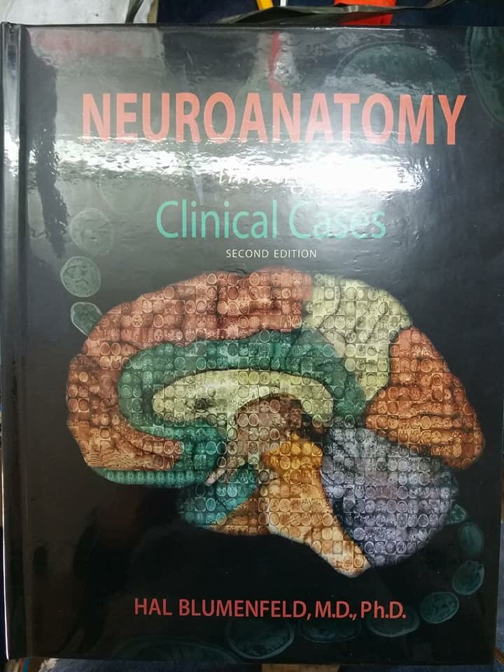 Blumenfeld S Neuroanatomy Through Clinical Cases Books Books On