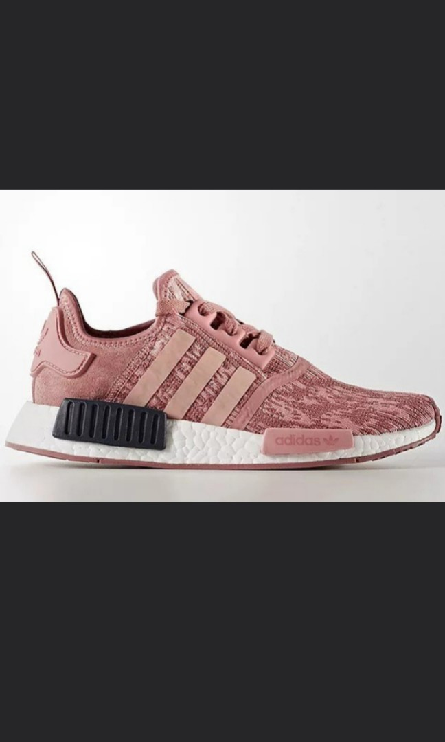 46ea7f21e405a Brand new Adidas NMD R1 raw pink BY9648