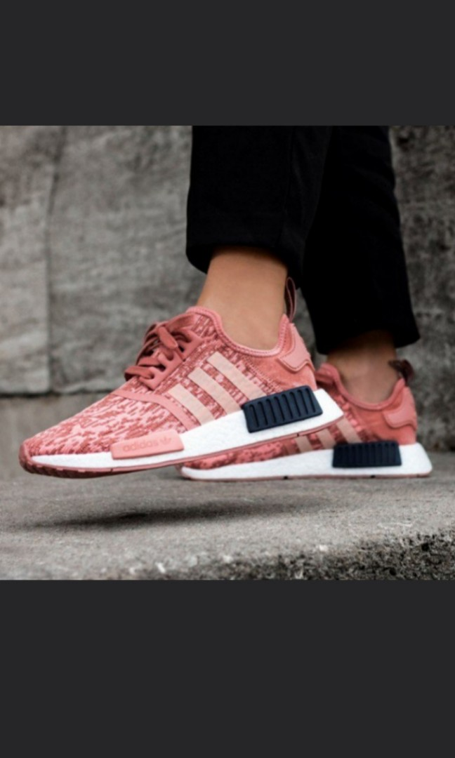 9a73ece0e808f Brand new Adidas NMD R1 raw pink BY9648