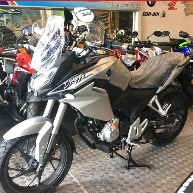 Brand New Honda Fight Hawk 190, Motorbikes, Motorbikes For