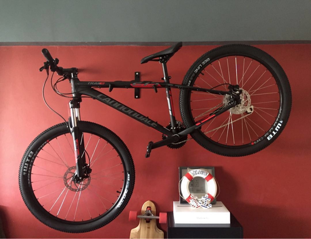 97dc27d7f82 Cannondale Trail 6 2016, Bicycles & PMDs, Bicycles, Mountain Bikes ...