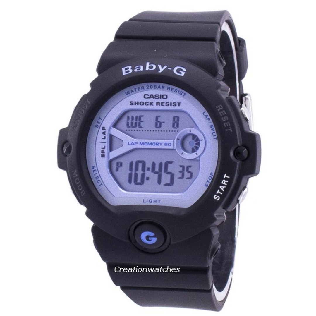 f0b7e7407 Casio Running Baby-G Shock Resistant Digital BG-6903-1 BG6903-1 ...
