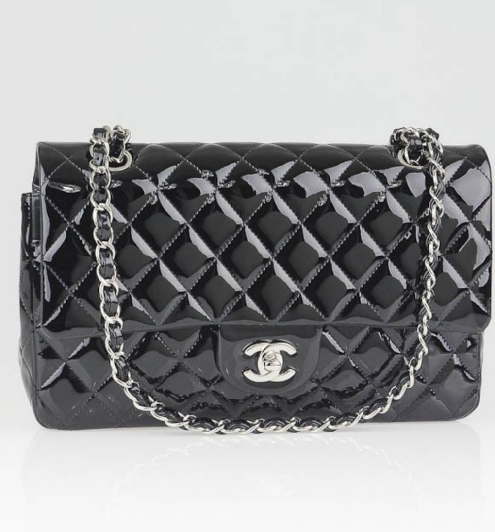 82fb8b0c6c78 Chanel Classic Double Flap Bag Medium (Authentic)