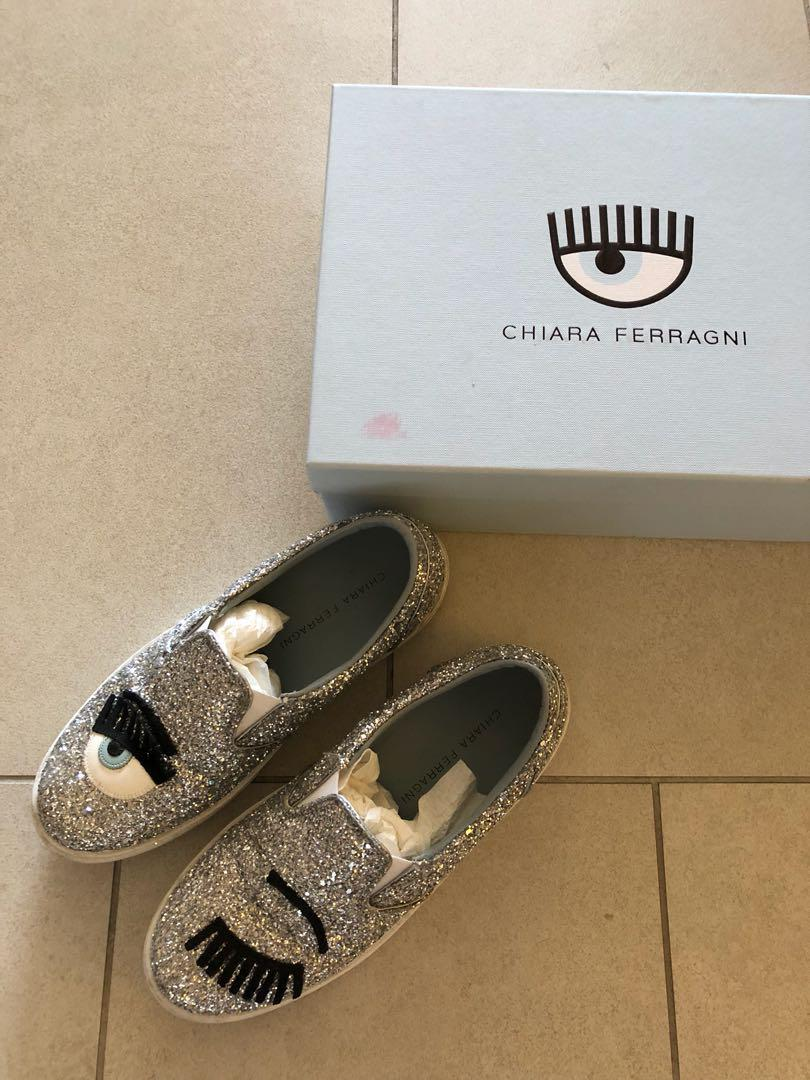 Chiara Ferragni Flirting shoe (AUTHENTIC)