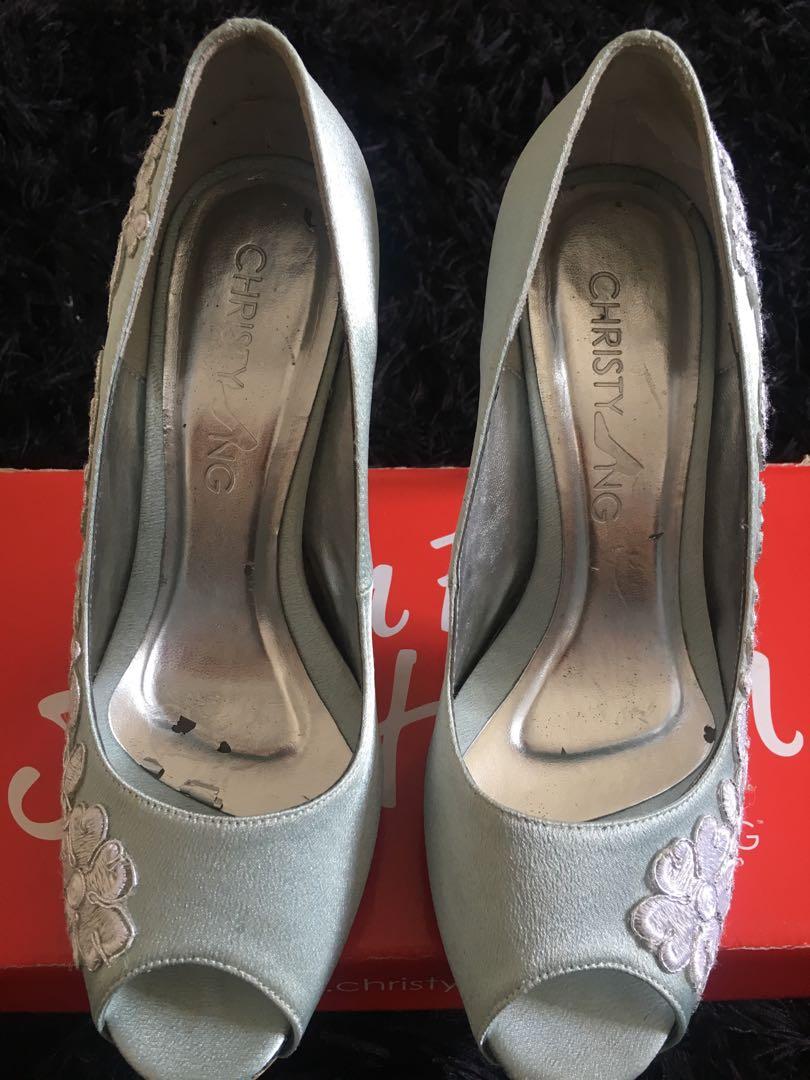 9f0f4c288bd Christy Ng Wedding Shoes