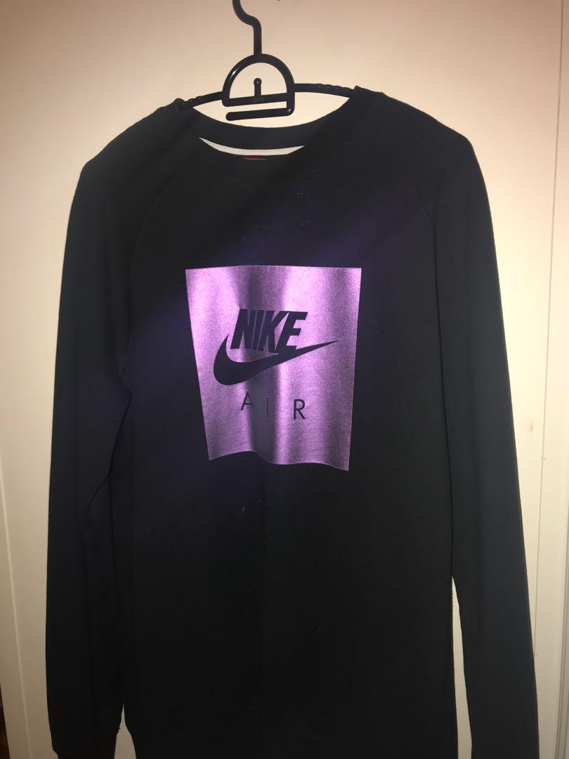 Chrome Nike Air sweatshirt 🔥😍