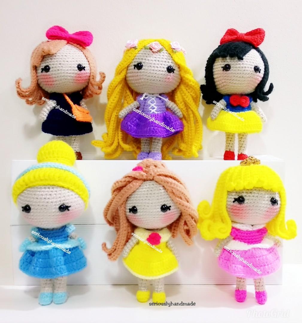 Handmade Crochet Doll, हस्तनिर्मित गुड़िया ... | 1080x1009