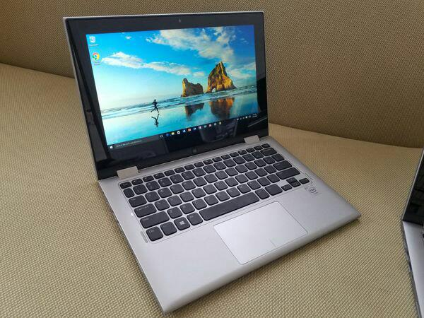 Dell laptop touch screen