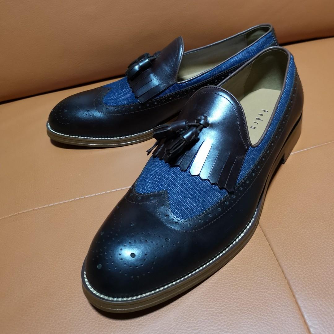 FS Pedro leather Oxford formal shoes af391af82dc