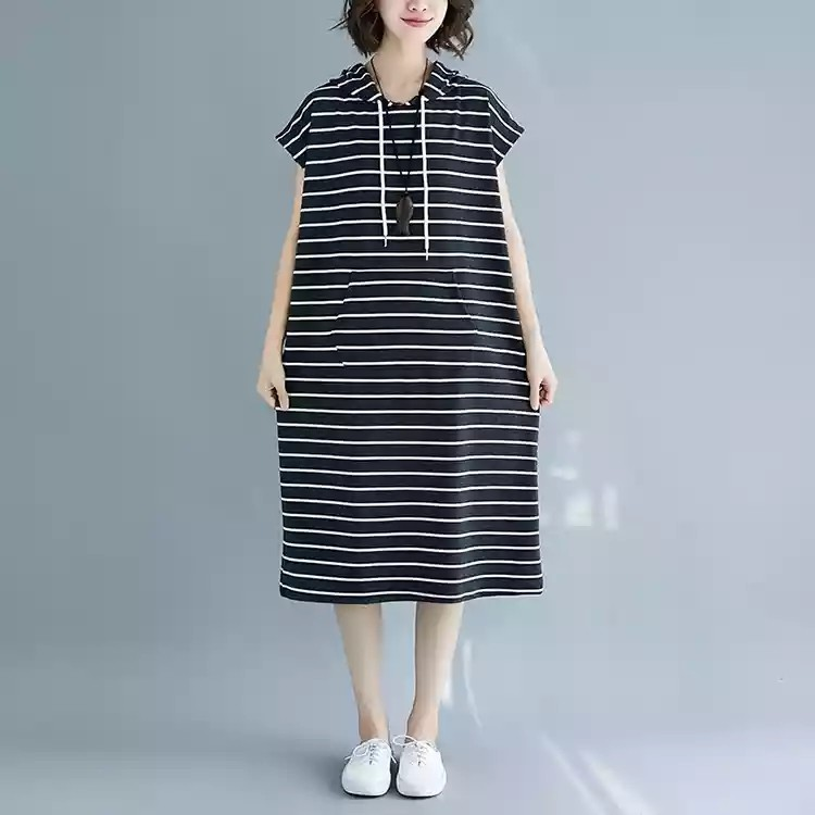 65ea827bd4a Hoodie T-shirt dress Plus Size UK14-UK18