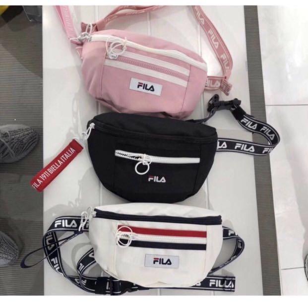 🚨INSTOCK🚨 Fila Heritage Waist Bag 4dc6ef42b6d19