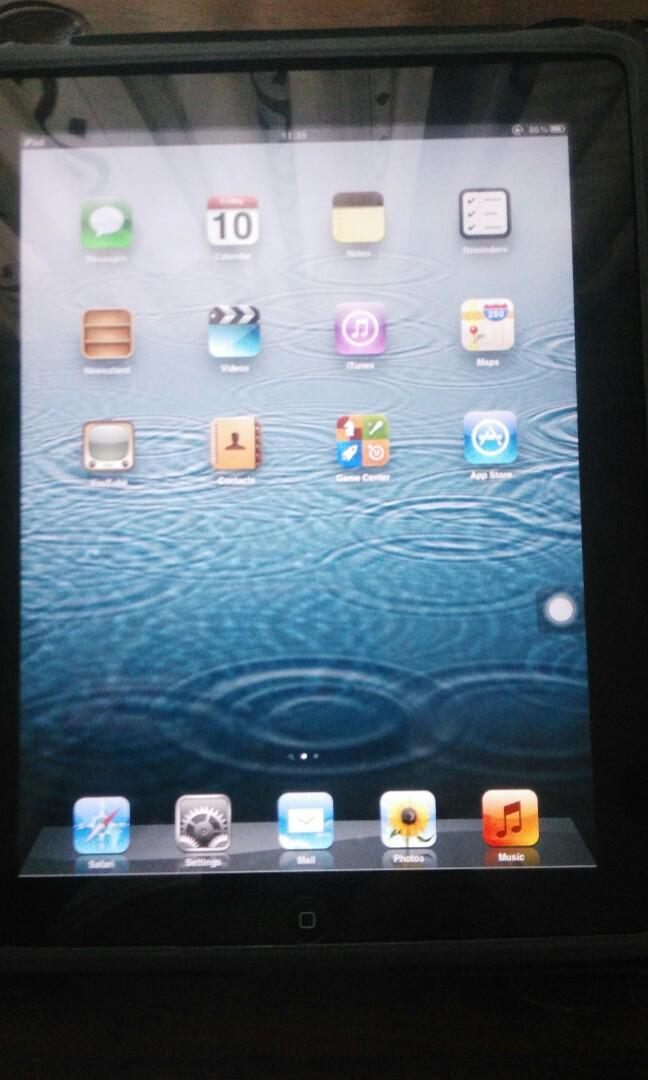 Ipad 1 64 gb wifi