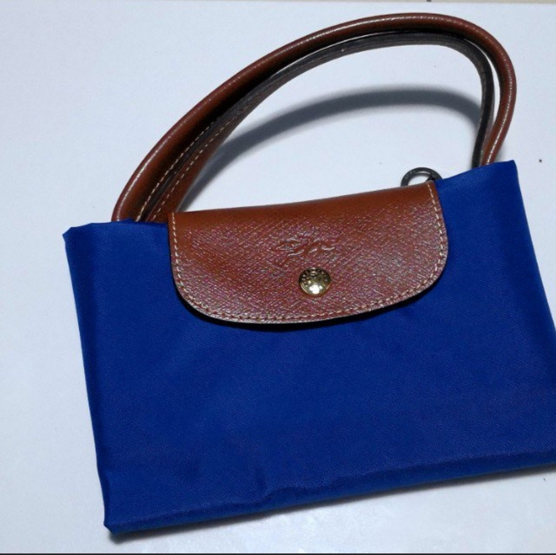 73d647cd4417e Longchamp Le Pliage Large Tote Bag (short handle)