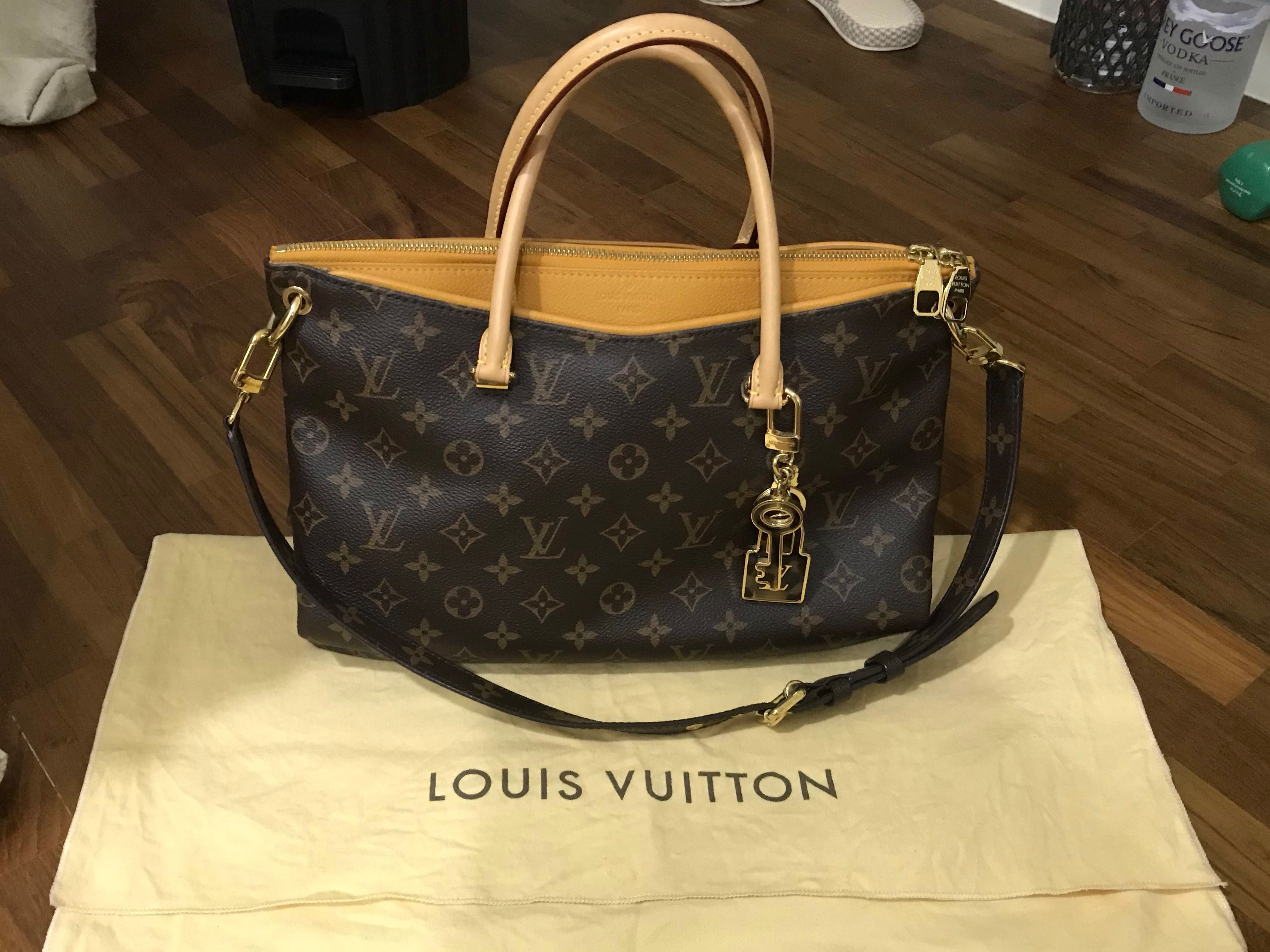 b0fd36db8b26 Louis Vuitton Authentic Handbags - Foto Handbag All Collections ...