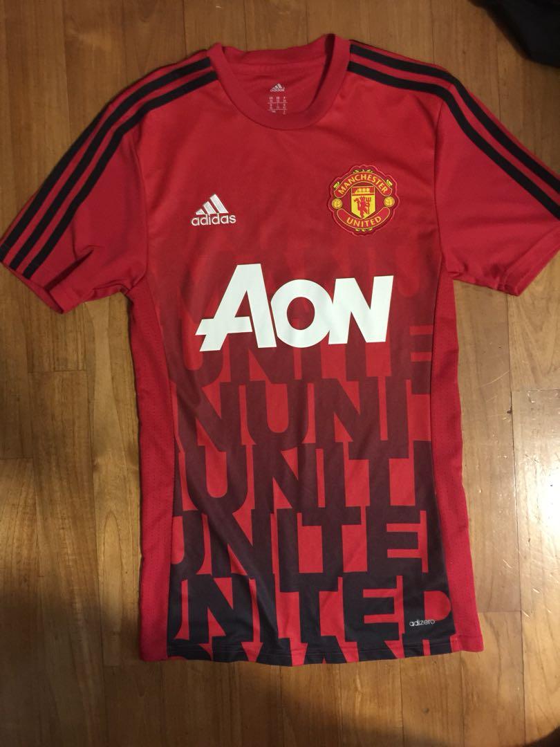 on sale b6783 a5af3 Manchester United Jersey