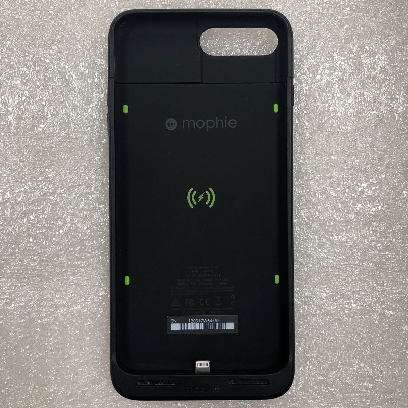 official photos a9ca2 e7c25 Mophie Juice Pack Air for iPhone 7 Plus