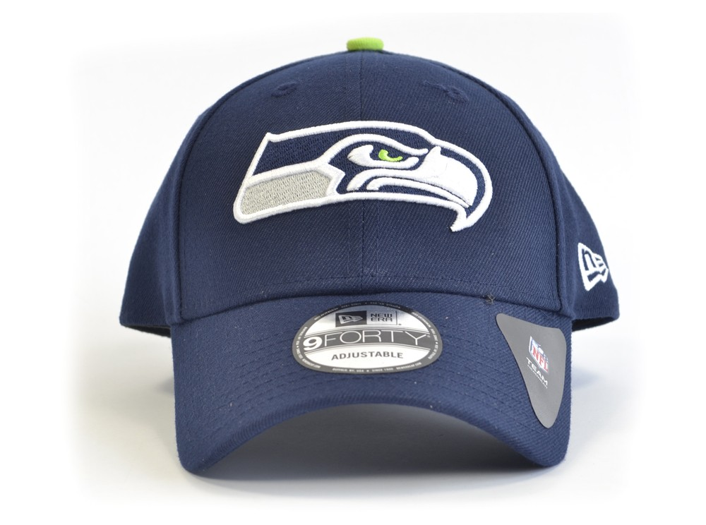 148499955 New Era Seattle Seahawks NFL Strapback Cap