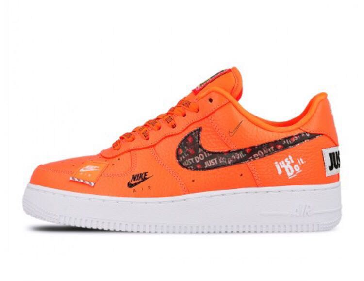 5009dc568f Nike air force 1 07 premium just do it pack