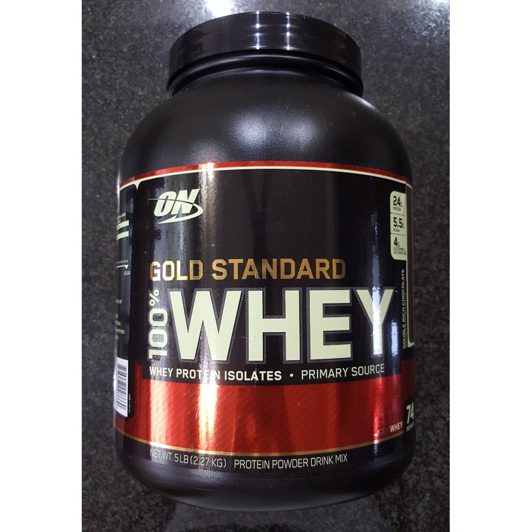 6ac4a0cc7 Optimum Nutrition Gold Standard