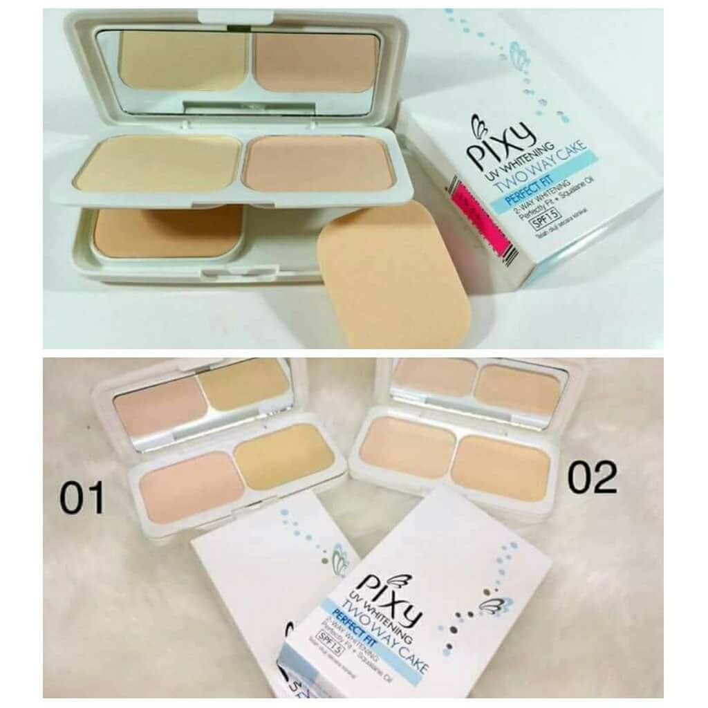 Pixy Compact Powder Health Beauty Makeup On Carousell Photo