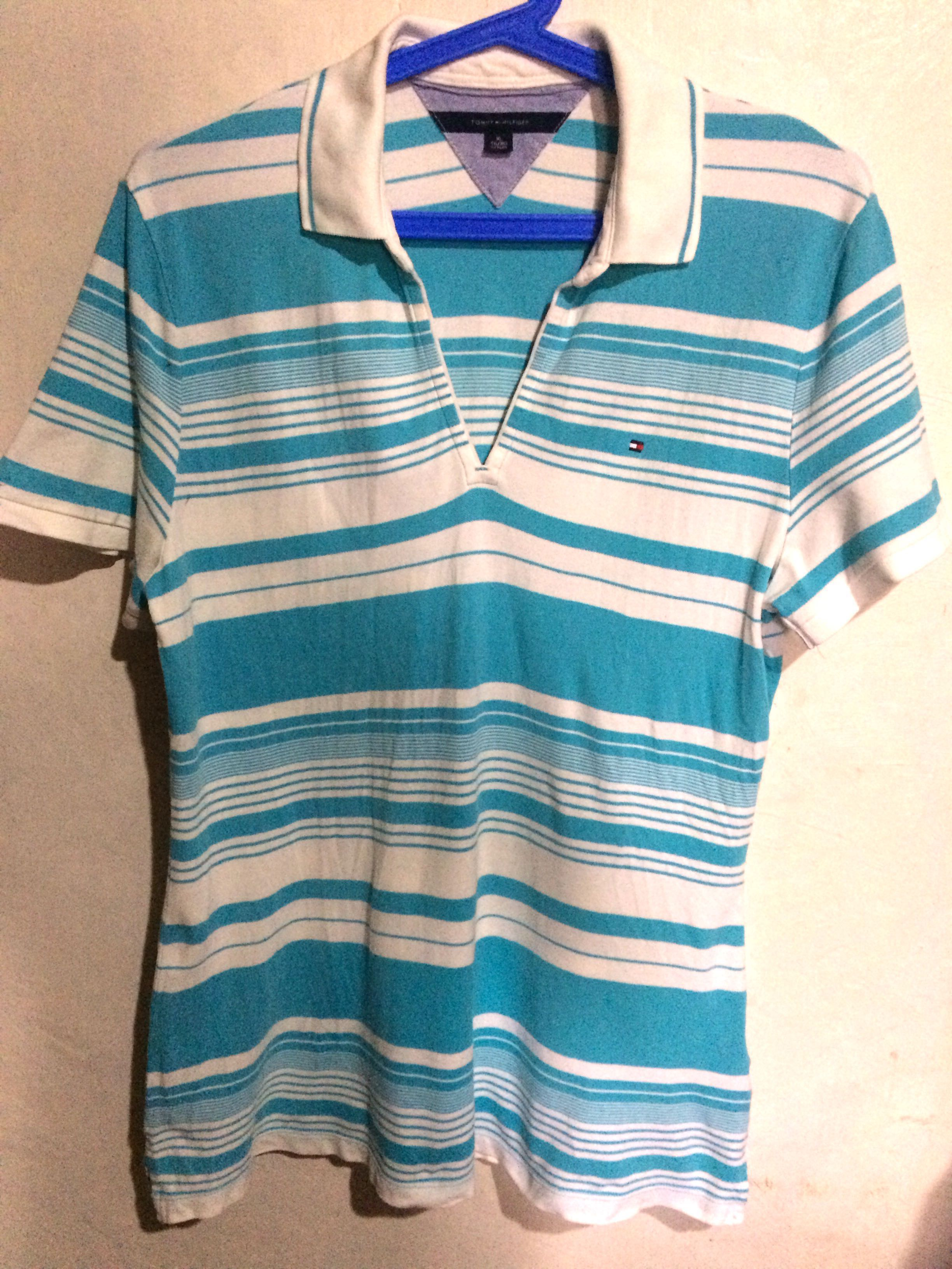 d549c85bb644c Plus Size TOMMY HILFIGER Polo Blouse