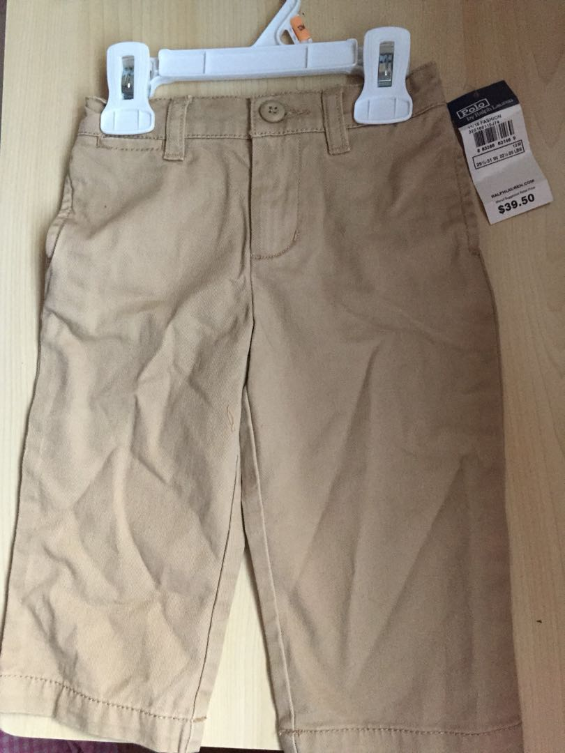 280a3b8ca Ralph Lauren boy pants 12 months, Babies & Kids, Babies Apparel on ...