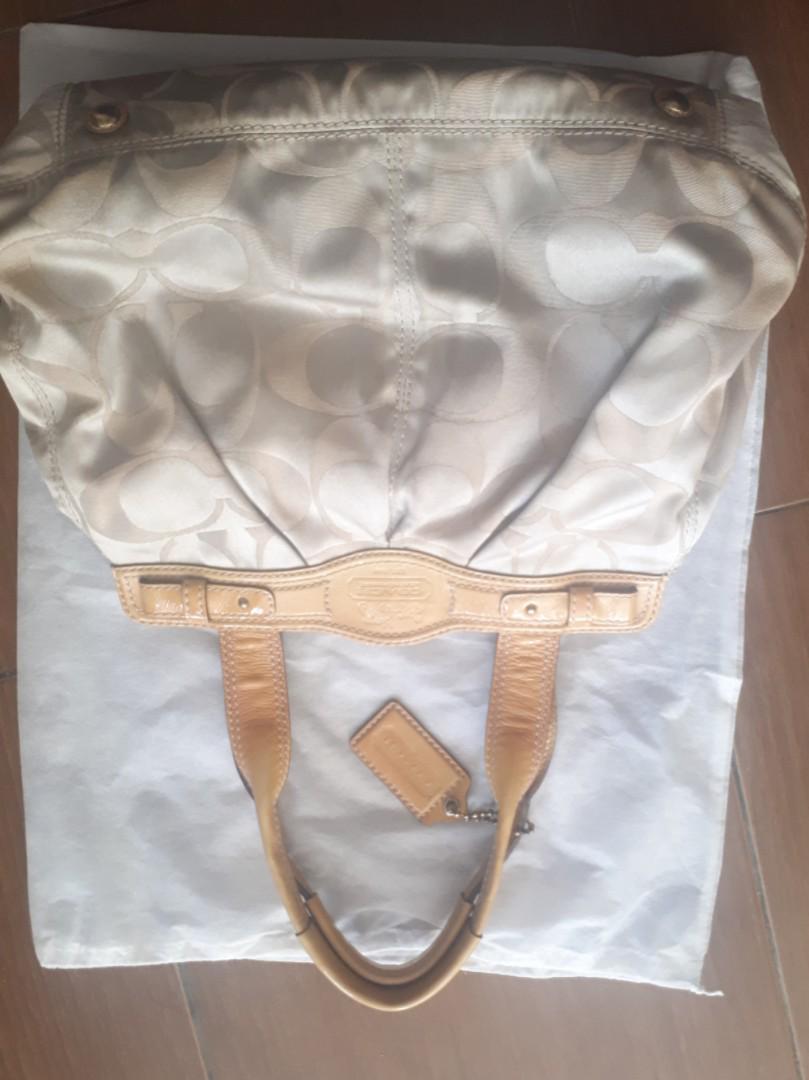 REPRICE - COACH HOBO BAG ORIGINAL