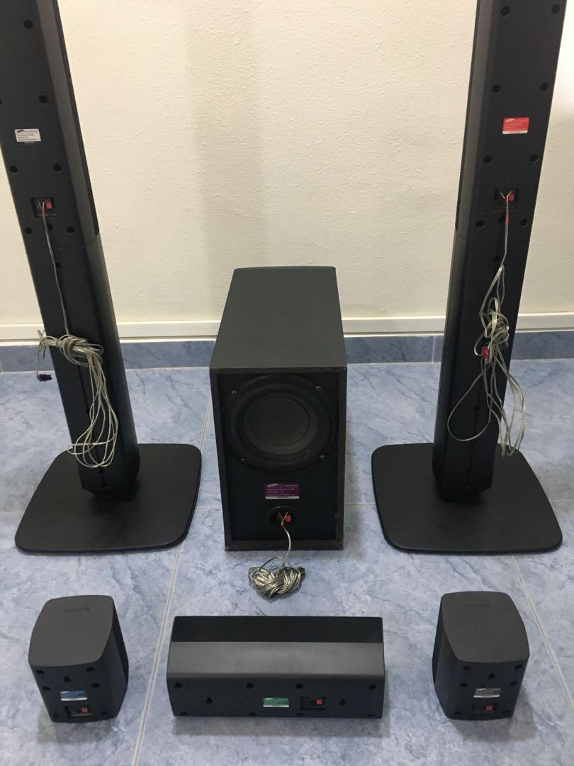 Samsung 5.1 Surround Speakers