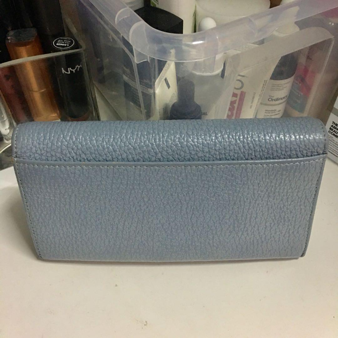 Sembonia Leather Wallet