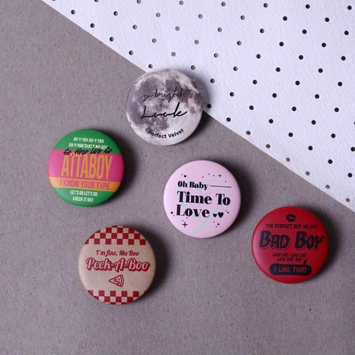 Image result for A pin button gift