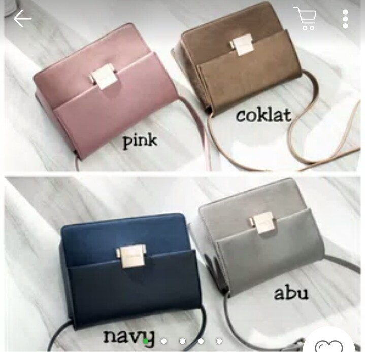 Tas Wanita Emily Bag fashion Handbag Selwmpang Import, Women's Fashion, Women's Bags & Wallets