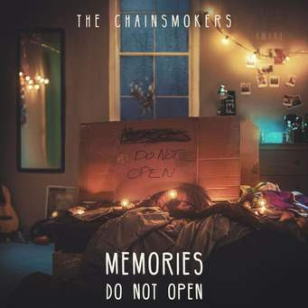 The Chainsmokers- Memories Do Not Open