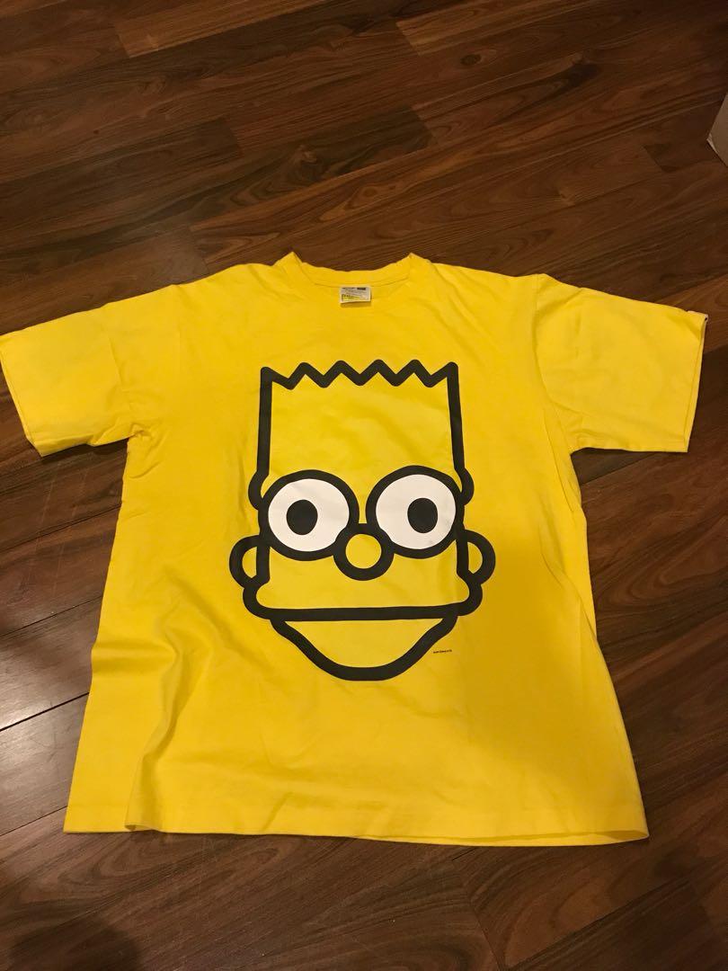 e5f9eeec807f The Simpsons x A Bathing Ape Bape T-shirt Tee (Men)
