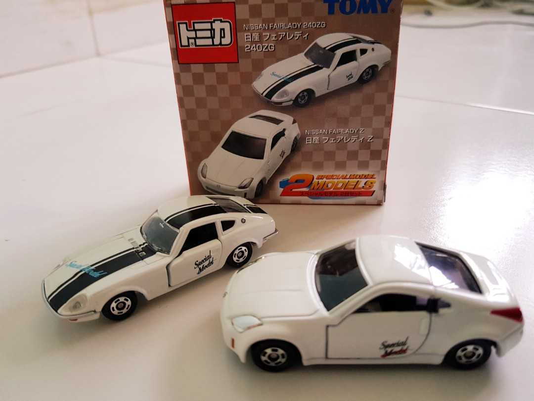 Tomica Special Models Set Toys Games Others On Carousell Premium 18 Mitsubishi Gto Twin Turbo