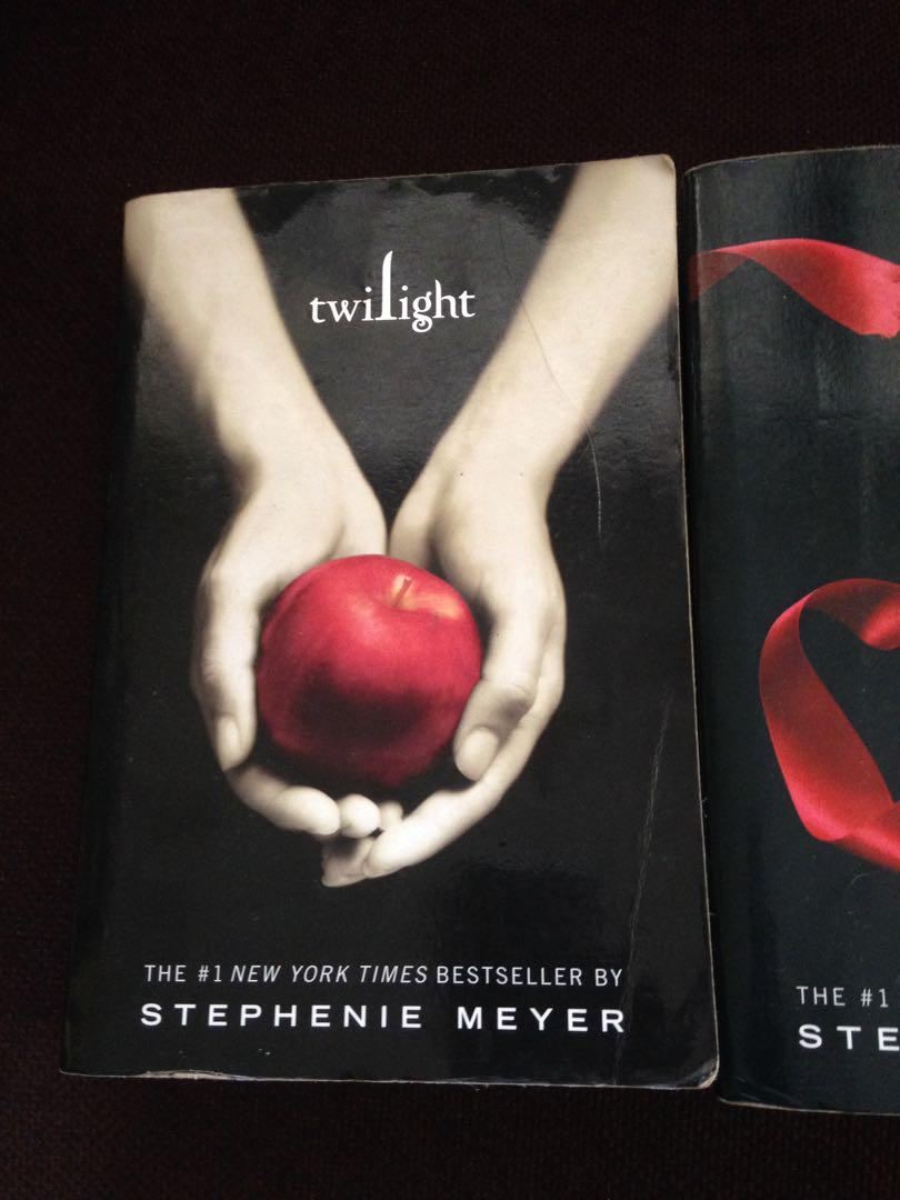 Twilight Bundle Books