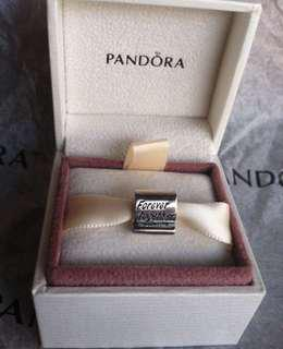 Pandora Forever Together Charm