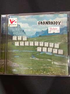 CD Grandaddy - The sophtware slump