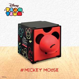 7-11 Mickey Mouse 尾
