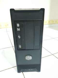 Intel Core2Quad Q6600 w/ 8Gb RAM & 1Gb GFX