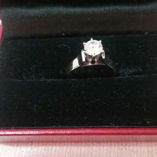 靚靚 水晶戒指