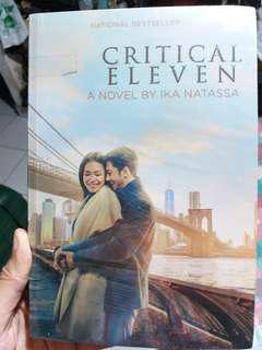 Critical eleven cover film