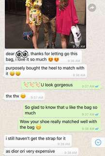 Thank you 😊 Feedback from client