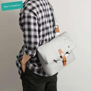 Men`s 2in1 Sling & Hand Bag