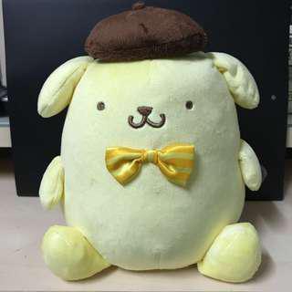 Sanrio 一番賞布甸狗毛毛公仔錢罌