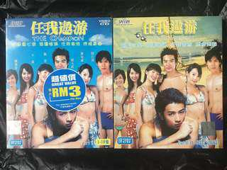 MEDIACORP THE CHAMPION DRAMA (VCD)