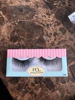 House of lashes faux eyelashes
