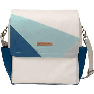 2018 Boxy Backpack - Various colours and designs - Glazed Coated Canvas