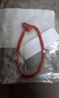 A Chinese protection bracelet
